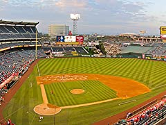 Angel Stadium, LA Angels of Anaheim