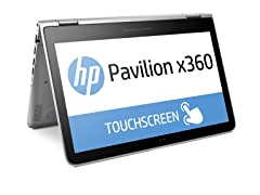 "HP Pavilion x360 13.3"" Intel Convertible Laptop"