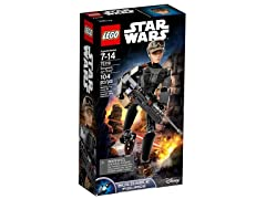 LEGO Star Wars Jyn Erso Toy