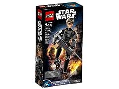 LEGO Star Wars Jyn Erso Toy