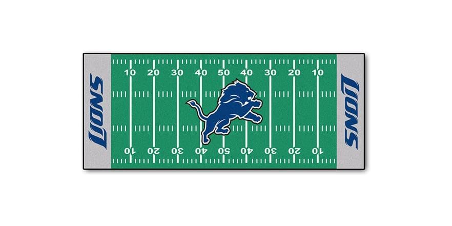 8b9e3019 NFL Football Field Runners