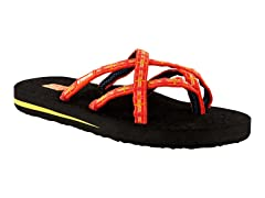 Women's Olowahu Sandals - Sorbet Plaid