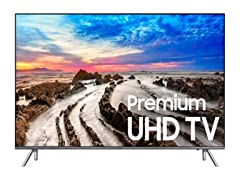 """Samsung 82"""" Class 4K (2160p) Ultra HD Smart LED TV with HDR"""