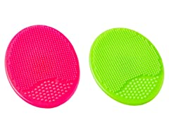2 Piece Silicone Pore Cleansing Pad