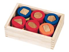 Geometric Counting Cylinders