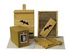 Single Cell Bat House Kit
