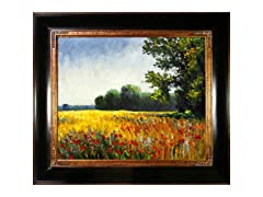 Monet - Oat Fields