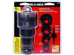 Dissto Blu-Mol Carbon Steel Hole Saw Kits Carbon Kit