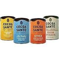 4-Pack Cocoa Sante Flavored Cocoa Sampler