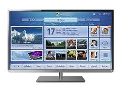"""Toshiba 39"""" 1080p LED Smart TV w/ Wi-Fi"""