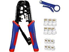 WORKPRO RJ45 Crimping Tool Kit
