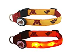 University of Minnesota LED Collar - M