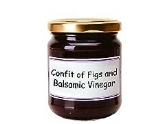 L'Epicurien Fig & Balsamic Confit