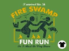 Fire Swamp Fun Run