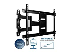 Philips Full Motion TV Wall Mount w/ Swivel Extension Arm