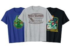 Radical 80's Shirts!