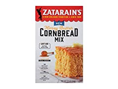 Zatarains Honey Butter Cornbread Mix 6pk