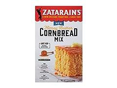 Zatarains Honey Butter Cornbread Mix 6pk