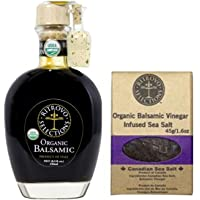 2-Pack Ritrovo Balsamic Vinegar and Salt