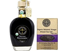 Ritrovo Balsamic Vinegar and Salt (2)