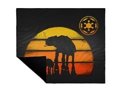 """""""Sunset Walkers"""" Camp Blanket"""