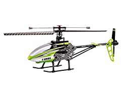 "Riviera 2.4Ghz 28"" F45 Green RC Helicopter"