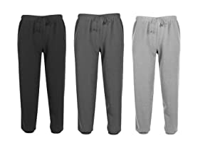 3 Pack Men's Sweatpants