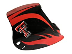 Vision Welding Helmet, Texas Tech