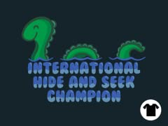 International Hide and Seek Champ
