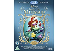 The Little Mermaid Collection - Blu Ray