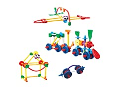 Tinkertoys Transit Building Set