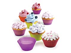 Mastrad Silicone Baking Cups-Set of 12