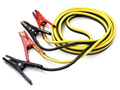 Jumper Cables, 500-Amp, 6-Gauge