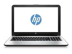 "HP 15"" Intel Quad-Core 1TB SATA Laptops"