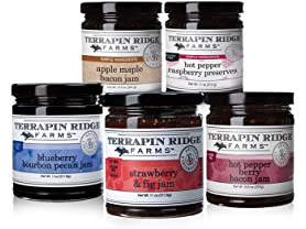 Terrapin Ridge Farms Jams, 5 Pack