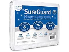 Twin SureGuard Mattress Cover