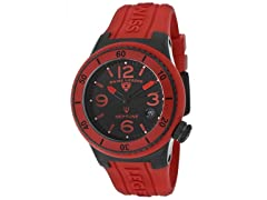 Swiss Legend Women's Neptune Watch, Red