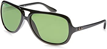 Ray-Ban RB4162 Polarized Aviator Sunglasses