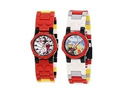 $9.99 LEGO Watches w/Mini-figures