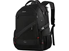 Matein XL Travel Backpack, Black
