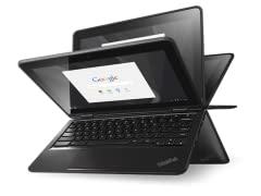 "Lenovo ThinkPad Yoga 11E 11"" Touch Chromebook"