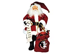 Santa Claus w/bag - Florida State