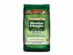 Grass Magic 15-0-7, 30-Pound