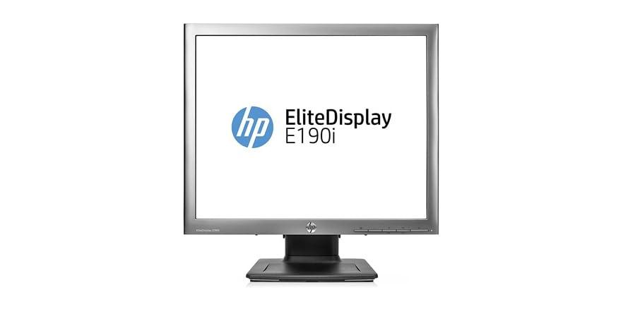 hp elite e190i 19 u0026quot  led lcd monitor