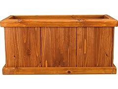 Pennington Décor Heartwood Planter Box