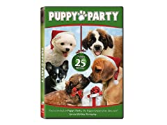 Puppy Party DVD