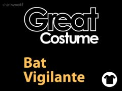 Great Costume: Bat Vigilante