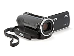 JVC Everio HM50 HD Camcorder w/40x