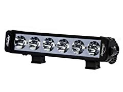 "Lazer Star 12"" 10W 6-LED Spot Light Bar"