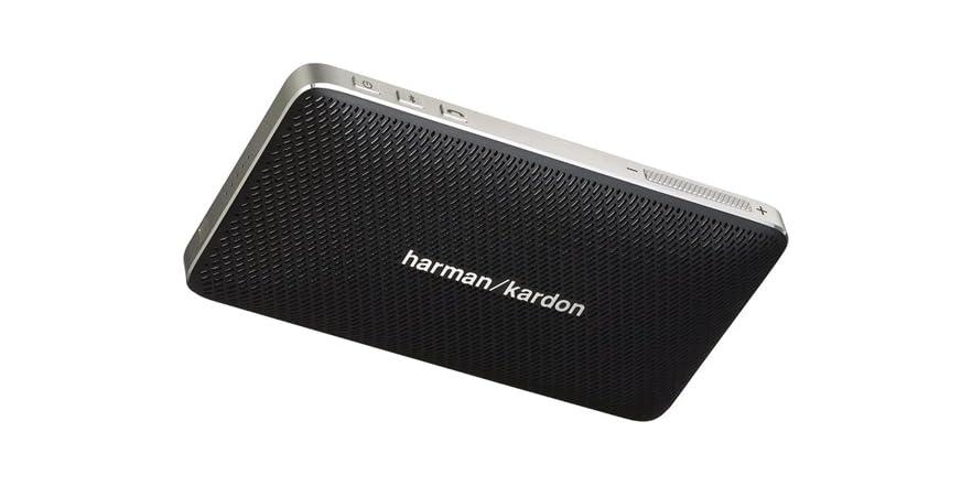 harman kardon esquire mini portable wireless speaker. Black Bedroom Furniture Sets. Home Design Ideas